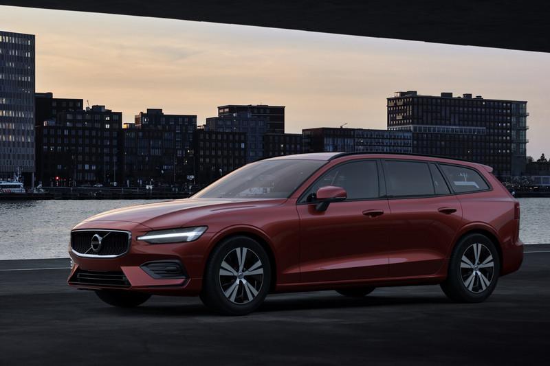 Volvo V60 B3 Momentum Advantage