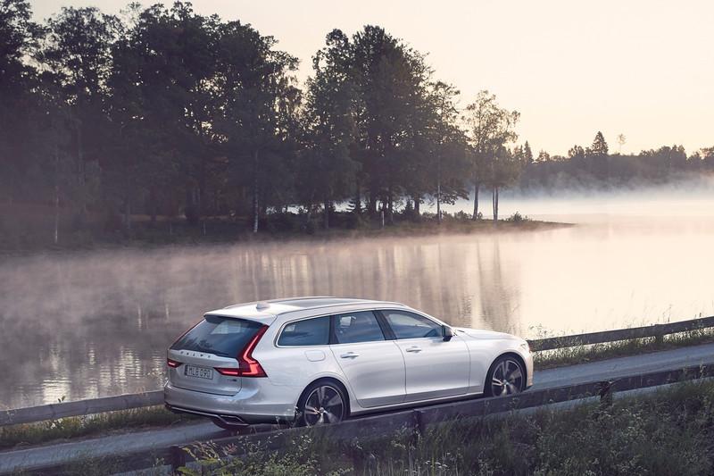 Volvo V90 Business Sport