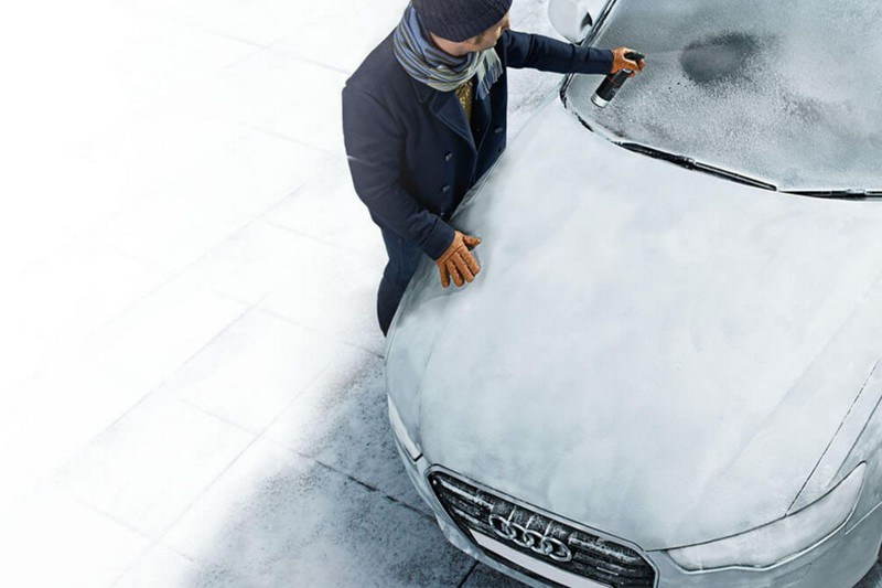 Wintersport? Doe de Audi Wintercheck