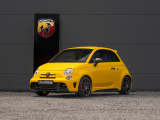 Abarth 500 695 BiPosto Record 190pk | Limited nr.65/133 | New!
