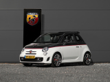 Abarth 500C | Leer | Xenon | Navi | Interscope audio