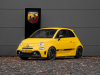 Abarth 595 Turismo 165 Pk | Beats Audio | Groot navi | Xenon | Leer |