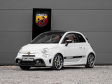 Abarth 595 C Turismo | 70th Anniversary | Beats audio | lederen bekleding |