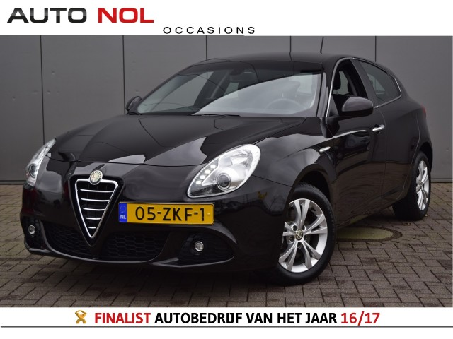 Alfa Romeo Giulietta 1 4 T Business Executive Cruise Clima Navi