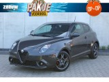 "Alfa Romeo Mito Twin Air Turbo 100 Pk Super/Alcantara/Navi/17"" Rijklaar"