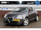 "Alfa Romeo Mito Twin Air Turbo 100 PK Super/Leder/Navi/Trekhaak/17"" BTW"