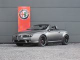 Alfa Romeo Spider 1.7 T Exclusive | Italia independent | Carbon interieur | leder