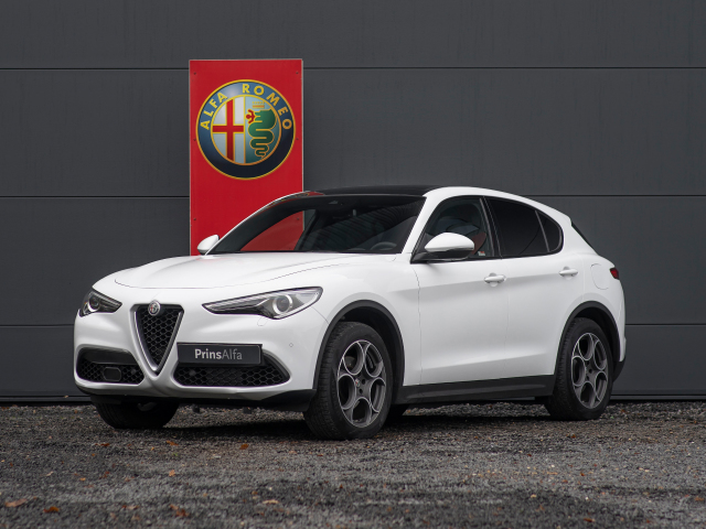 Alfa Romeo Stelvio 2 0t 280pk Q4 Super Sportstoelen Pano Dak