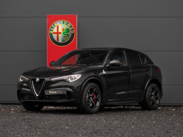 Alfa Romeo Stelvio Quadrifoglio 2 9 V6 510pk Harman Kardon