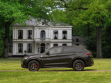 Alfa Romeo Stelvio Quadrifoglio 2.9 V6 510pk Panoramadak | Apple Car-play | Harman Kardon | Carbon