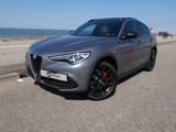 Alfa Romeo Stelvio 2.0 AT 200pk B-Tech AWD Q4