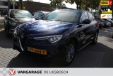 Alfa Romeo Stelvio 2.2d Super navi leer led key less camers lane assist adaptive cruise