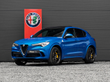 Alfa Romeo Stelvio Quadrifoglio 2.9 V6 510pk | Pano | Harman/Kardon | CarPlay | Carbon stuur | Etc