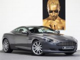 Aston Martin DB9 Coupé 5.9 V12 Touchtronic