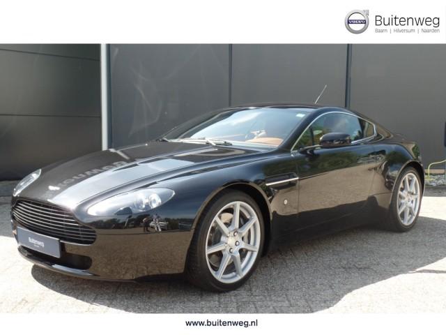 Aston Martin Vantage 4 3 V8 Tweede Eigenaar Tweedehands Auto S