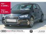 Audi A1 Sportback 1.0 TFSI Pro Line | A-C | 17 inch | Voorraad