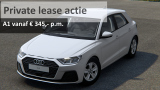 Audi A1 SB Nw model 1.0 TFSI 116PK |Virtual|Bluetooth|Lichtsensor