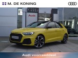 Audi A1 Sportback 30TFSI/116pk S-Tronic automaat Edition one · S Line · Airco volautomat