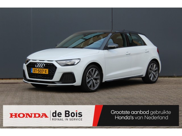 Audi A1 Sportback 30 Tfsi Epic Aut S Line Navigatie Digitaal Dashboard Sportsto