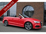 Audi A3 Cabriolet 1.4 TFSI 150 PK S-TRONIC 2X S-LINE, ACC, VIRTUAL COCKPIT, B&O, CAMERA!