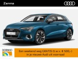 Audi A3 First edition 35 TFSI 110 kW / 150 pk Sportback 6 versn. Hand * INTRODUCTIE AUTO