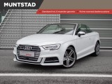 Audi A3 cabriolet 2.0 TFSI S3 quattro | B&O Sound | Adapt.Cruise | Dynamic RED | Stoelve