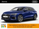 Audi A3 S Edition 30 TFSI 81 kW / 110 pk Sportback 7 versn. S-tronic * GETINT GLAS * LED