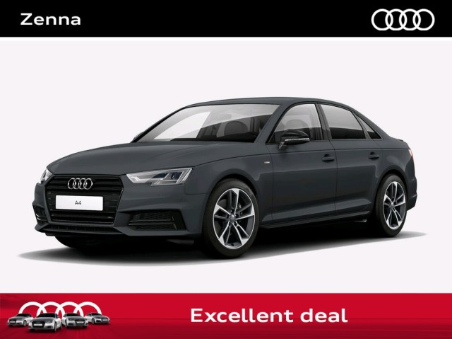 Audi a4 black