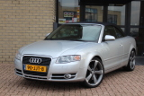 Audi A4 Cabriolet 2.0 TFSI Pro Line NAVI-LEER-STOELVERW.-19 INCH
