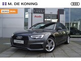 Audi A4 2.0TFSI/190pk S-tronic automaat S line black edition · Connected services · LED
