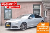 Audi A6 3.0 BiTDI 326pk Tiptronic quattro 2x S-Line Competition Lease  ac 595pm Led Ecc Pd