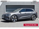 Audi e-tron 55 quattro Matte Grey Launch Edition 265 kW / 360 pk