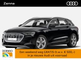 Audi e-tron Business Edition e-tron 50 230kw/313pk 71Kwh * CAMERA * LUCHTVERING * MMI NAVIGA