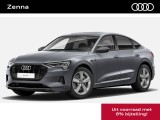 Audi e-tron Sportback Business Edition Plus e-tron 55 300kw/408pk 95Kwh * ZWART OPTIEK * GET