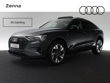 Audi e-tron Sportback Business Edition Plus e-tron 55 300kw/408pk 95Kwh * OPTIEK ZWART * GET