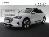Audi e-tron e-tron 408pk 55 quattro advanced 66000exBTW | Head up | Dodehoek | B&O | Panoram