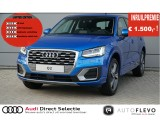 Audi Q2 1.4 150pk TFSI #limited Aut.  ac1500,- Inruilpremie | Direct leverbaar | LED | Cli