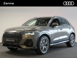Audi Q3 35 TFSI 150 pk S-TRONIC EDITION ONE * MATRIX LED * 20 INCH * OPTIEK ZWART * VSB
