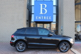 Audi Q5 3.0 TDI S-LINE EXTER/INTER.-AUDI EXCLUSIVE-NAVI-XENON-B&O SOUND-TREKHAAK-COMPLEE