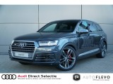"Audi Q7 SQ7 4.0TDI V8 435pk 900nM 22"", Super-sportst. Bose, LED"