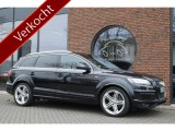 Audi Q7 3.0 TDI 240 PK S-LINE INT + EXT, LUCHTVERING, ACHTERUITRIJCAMERA!