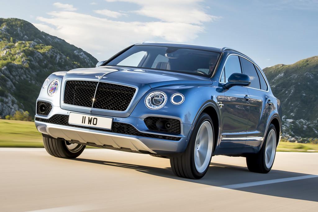 Modelinformatie nieuwe Bentley Bentayga 6.0 w12 447kW aut ...