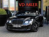 Bentley Continental SUPERSPORTS 4 ZITS + MASSAGE