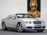 Bentley Continental GTC 6.0 W12 Convertible