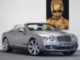 Bentley Continental GTC 6.0 W12 GTC