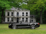 Bentley Continental GTC 4.0 V8