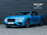 Bentley Continental GTC 4.0 V8S | Carbon Ceramic | Carbon | Naim | Mulliner