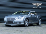 Bentley Continental GTC 6.0 W12 | Massage & Seat Ventilation to Front Seats