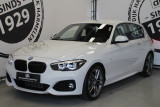 BMW 1 Serie 118i Edition M SPORT SHADOW AUTOMAAT 5 DRS NAVIGATIE PDC V+A FULL LED COMFORT AC
