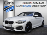 BMW 1 Serie 116i 5-deurs Edition M Sport Shadow - Showmodel Deal